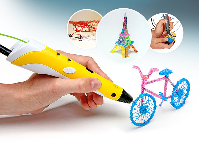 Купить 3D ручку
